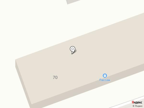 МСЛ на карте Иловайска