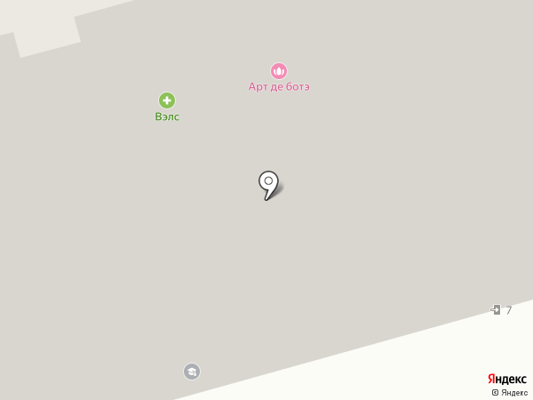 Норд-М на карте Раменского