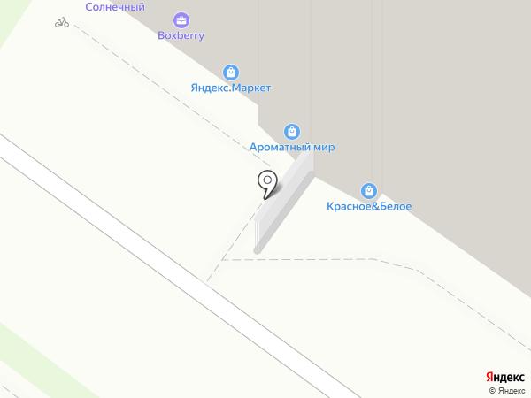 Элекс-электро на карте Раменского