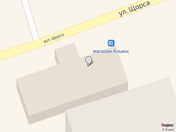 ТерМинал, сервисная фирма на карте Иловайска