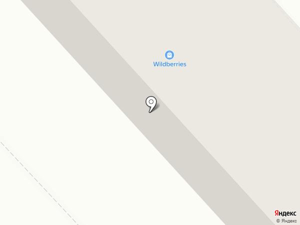 Почтовое отделение №141150 на карте Лосино-Петровского