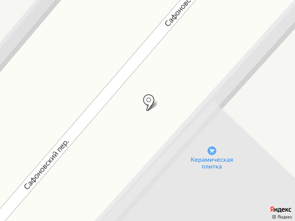 Авто-DOK на карте Электроуглей