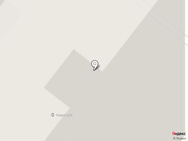 Парк на Фабричной на карте Раменского
