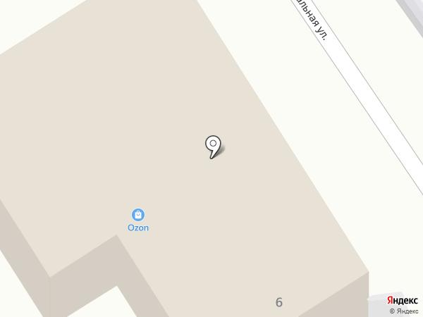 Автосервис на карте Электроуглей