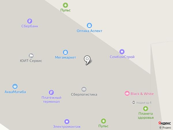 СемКомСтрой на карте Раменского