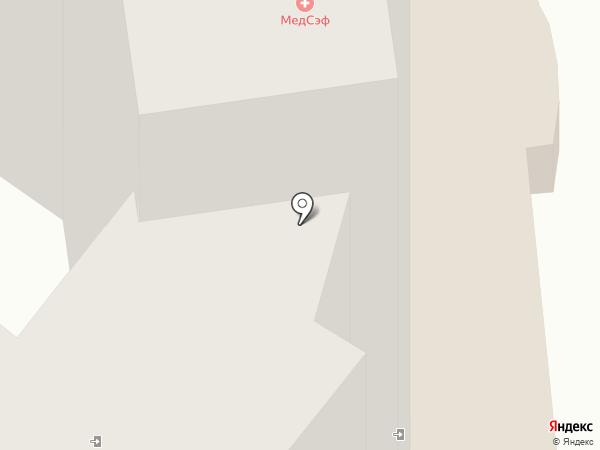 Магазин подарков на карте Раменского