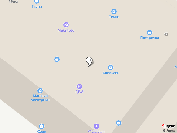 Магазин электроинструмента на карте Раменского