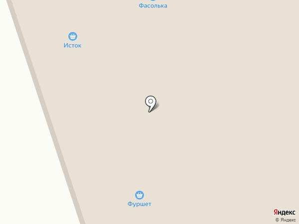 Олимп на карте Иловайска