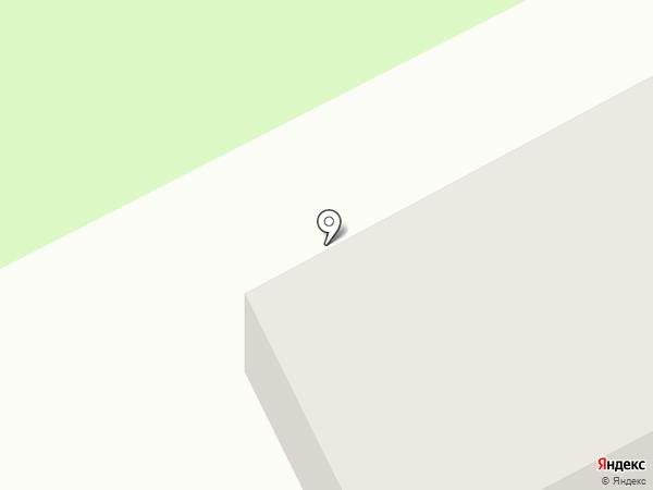 Лесная поляна на карте Раменского