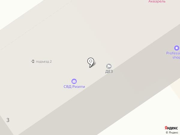 ЗАГС г. Лосино-Петровского на карте Лосино-Петровского