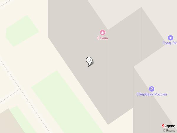 Весёлая корова на карте Раменского