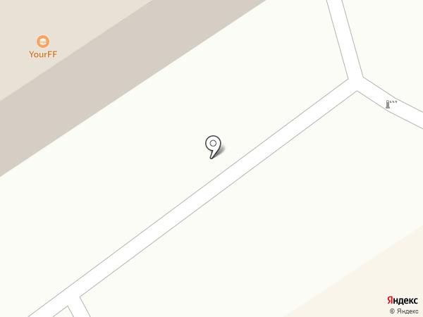 Строительный Альянс на карте Лосино-Петровского