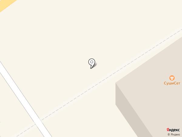 СушиСет на карте Раменского