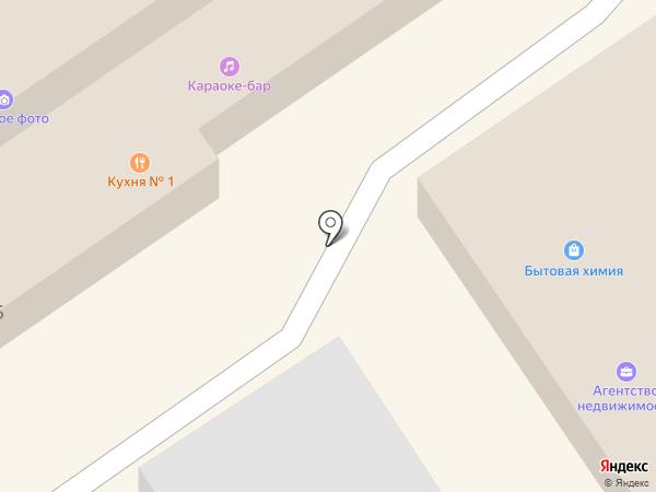 Цветочный магазин на карте Раменского
