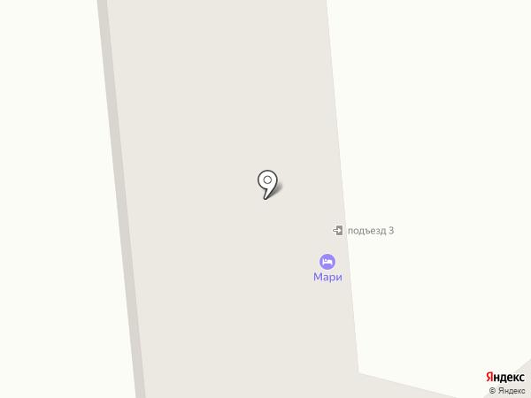 Хостел на карте Электроуглей