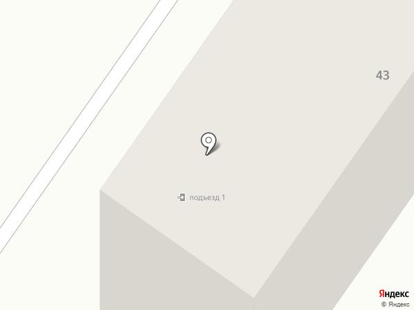 Территориальный отдел по работе с населением залинейной части поселения Раменское на карте Раменского