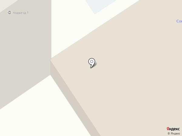 Овощной магазин на карте Раменского