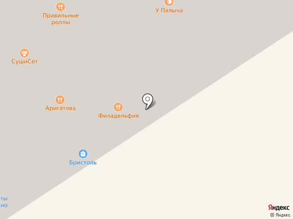 У Палыча на карте Лосино-Петровского