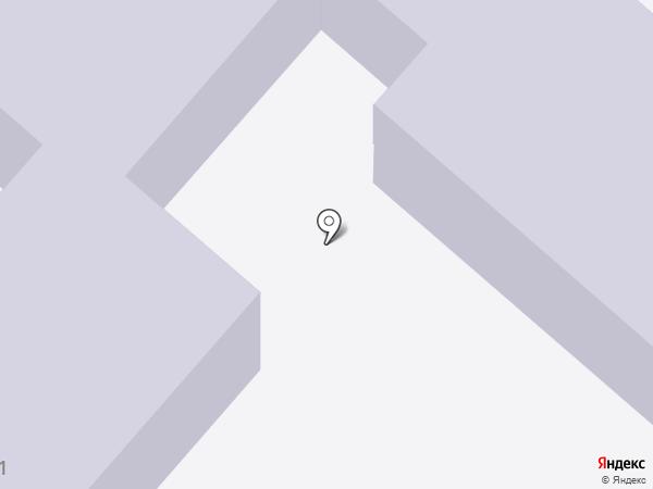 Детский сад №82 на карте Раменского