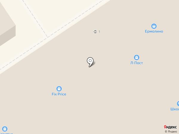 IT-сити на карте Раменского
