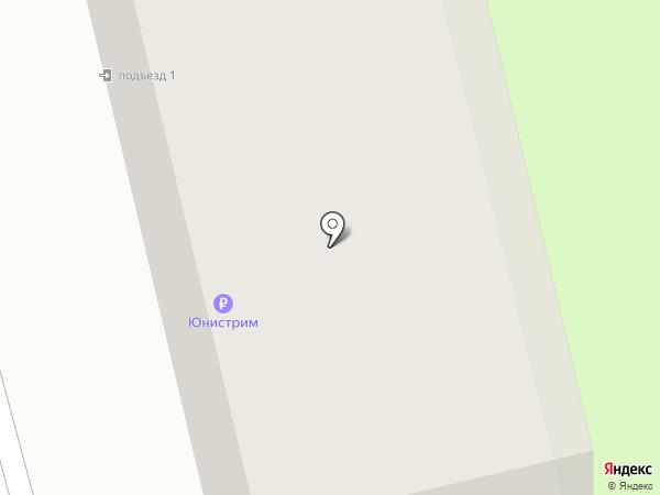 Почтовое отделение №140104 на карте Раменского