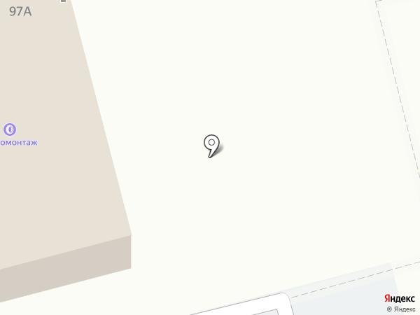 Автомойка на карте Электроуглей