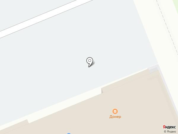 Верный на карте Электроуглей