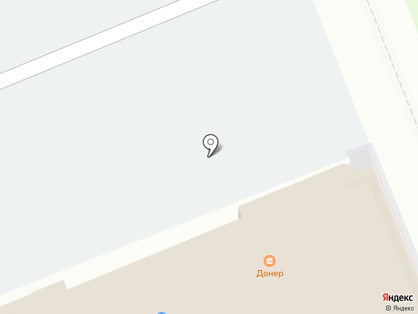 Линзочки на карте Электроуглей