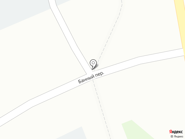Магнит на карте Электроуглей