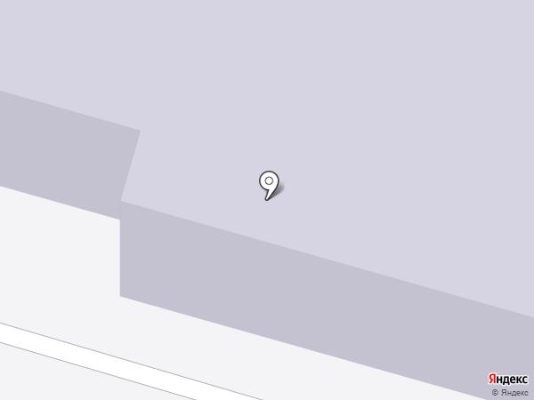 Детский сад №53 на карте Раменского
