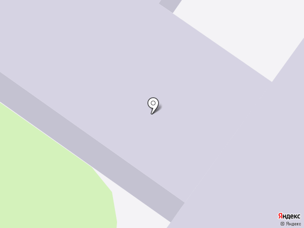Средняя общеобразовательная школа №19 на карте Раменского