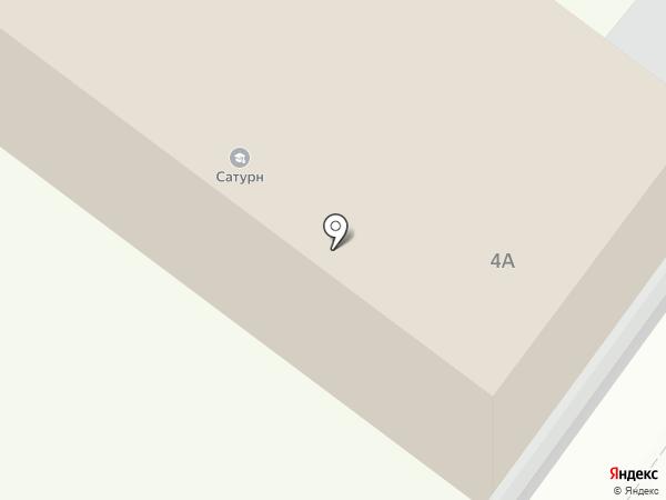 Футен-Р на карте Раменского