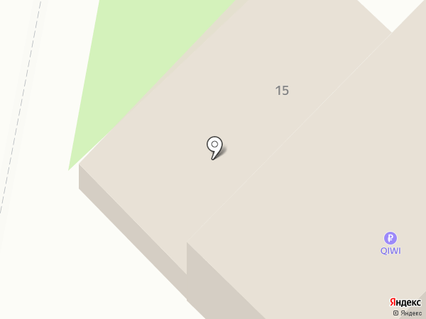 Красное & Белое на карте Раменского