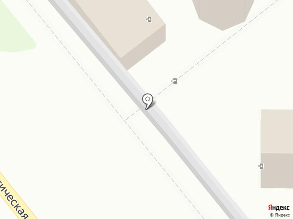 Церковная лавка на карте Раменского