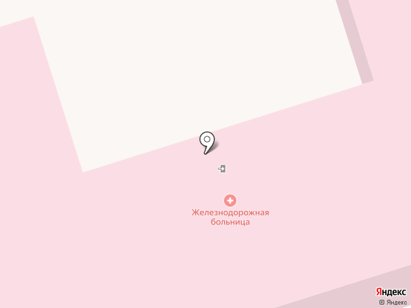 Аптека 003 на карте Иловайска