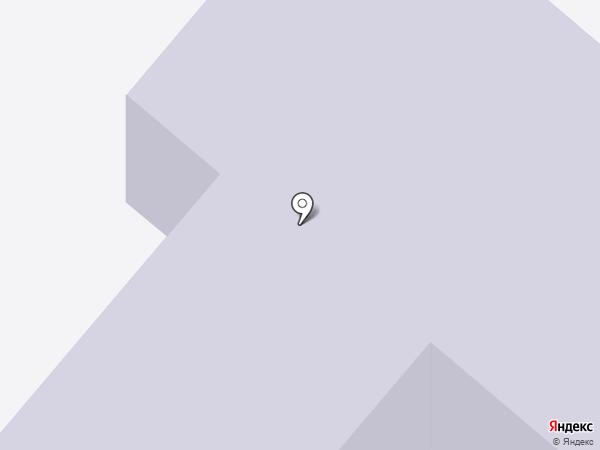 Детский сад №3, Алёнушка на карте Раменского