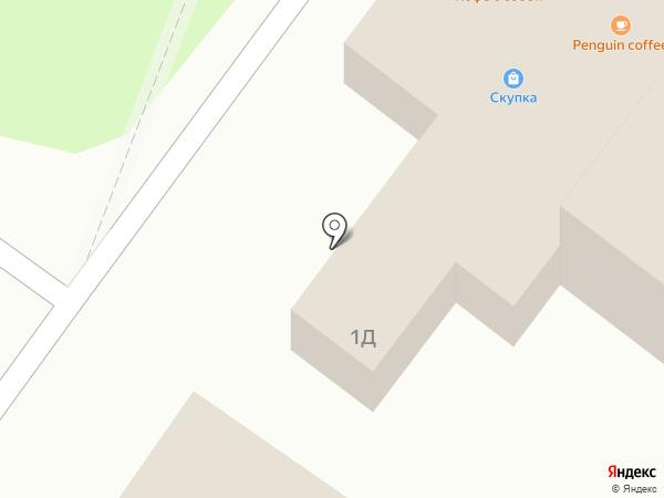 Мобил Элемент на карте Раменского