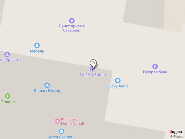 Банкомат, Газпромбанк на карте Раменского