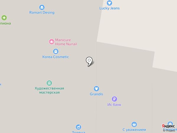 ВкусВилл на карте Раменского