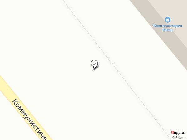 Кружево на карте Раменского