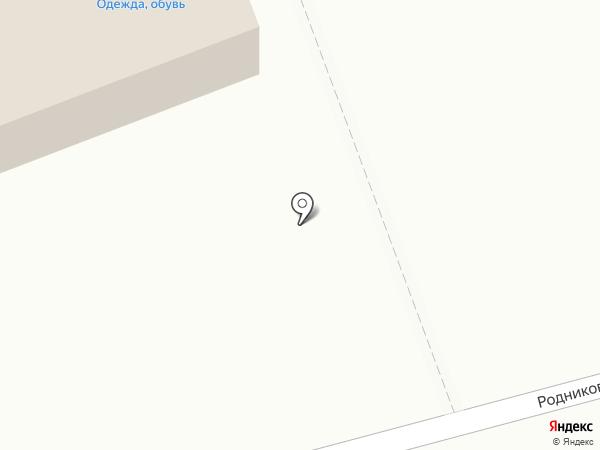 Агропродснаб на карте Электроуглей