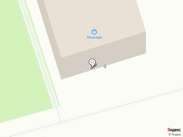 Черемшина на карте Раменского