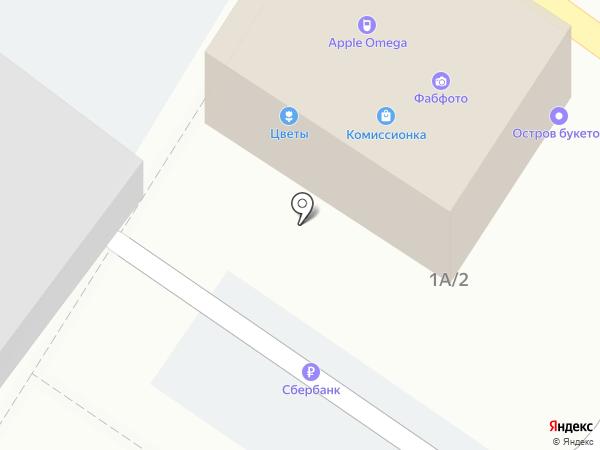 Град-Экс на карте Раменского