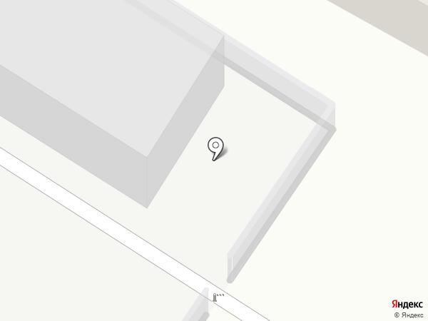 Луч на карте Раменского