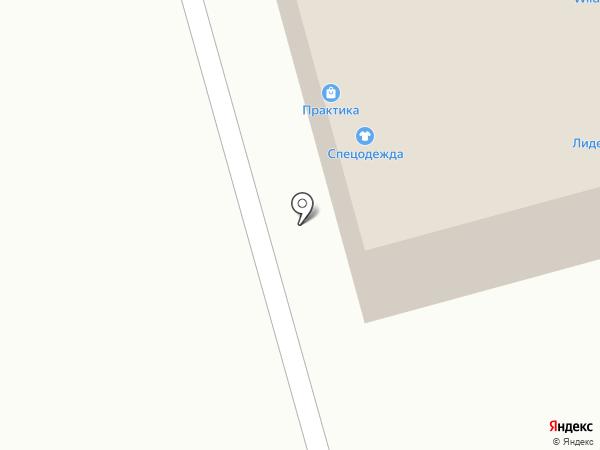 Интернет-магазин спецодежды на карте Лосино-Петровского