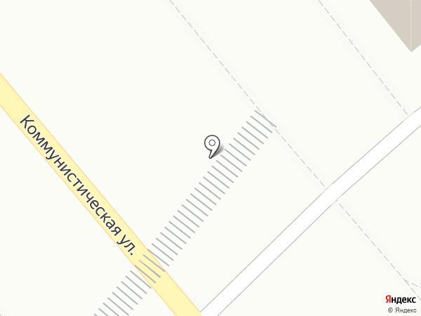 Магазин мебели на карте Раменского