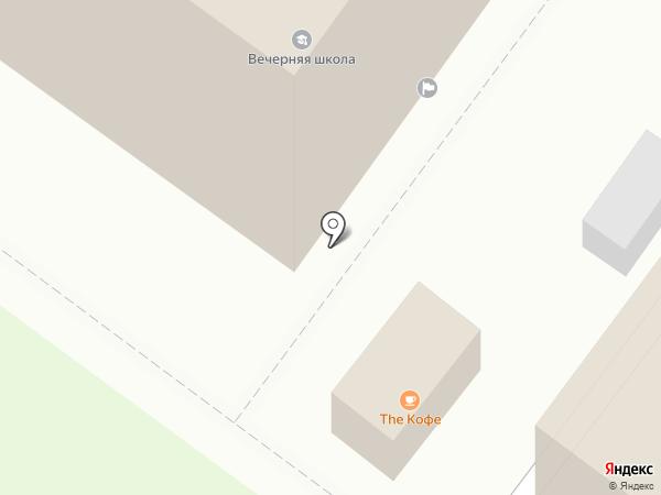 Первая полоса на карте Раменского