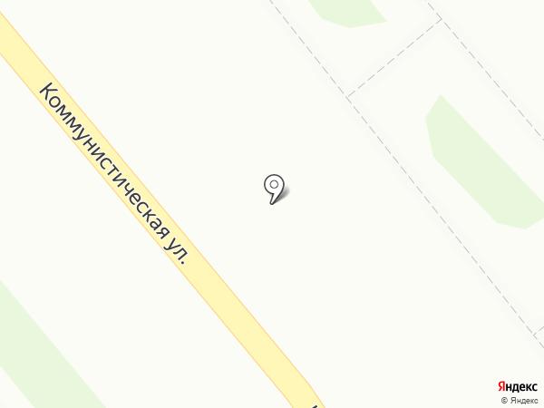 Магнит на карте Раменского
