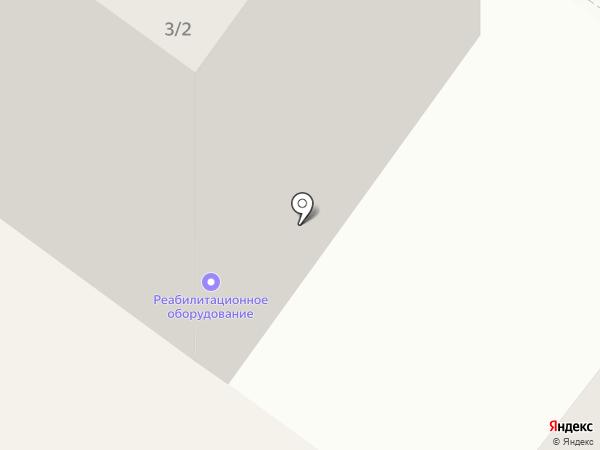 МДС на карте Раменского