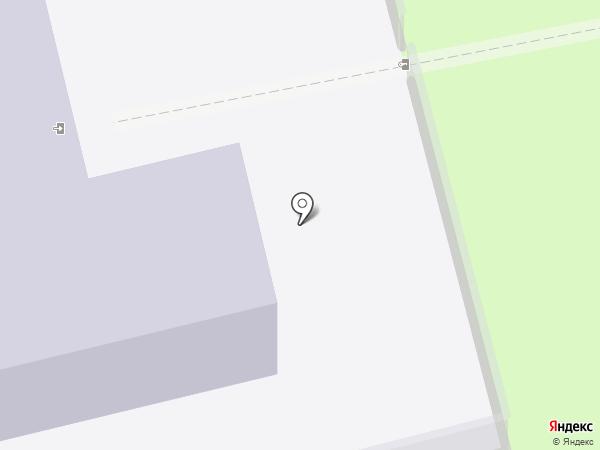 Детский сад №2 присмотра и оздоровления на карте Электроуглей